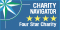 Charity Navigator - Four Star Charity Logo